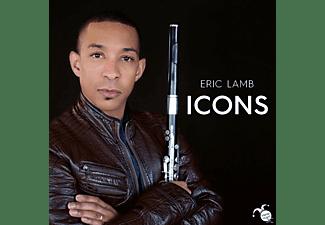 Eric Lamb - Icons  - (CD)