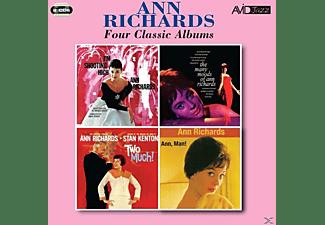 Ann Richards - Ann Richards-Four Classic Albums  - (CD)