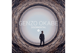 Genzo Okabe - Disoriental  - (CD)