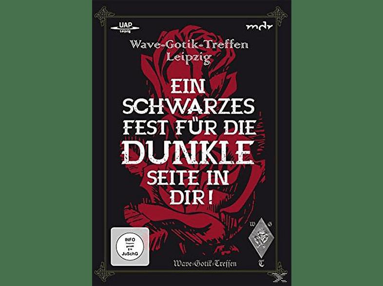 Wave-Gotik-Treffen Leipzig: Ein schwarzes Fest für die dunkle Seite in dir [DVD]