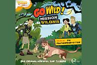 Go Wild!-mission Wildnis - (24)Original HSP z.TV-Serie-Die Pantherbabysitter - (CD)