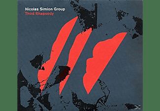 Nicolas Group Simion - Third Rhapsody  - (CD)