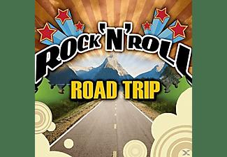 VARIOUS - Rock'n Roll Road Trip  - (CD)