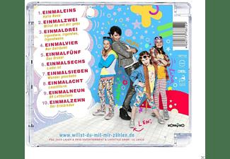 Lisa,Leni,Malin & Nena - DAS 1x1 ALBUM MIT DEN HITS VON  - (CD)