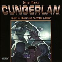 Rost,Frank-Michael,  Marcs,Jerry - CUNGERLAN-Folge 2 - (CD)