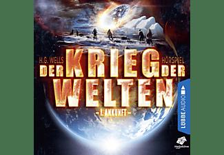 H.G. Wells - Der Krieg der Welten 1  - (CD)