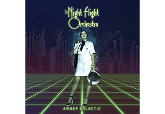 The Night Flight Orchestra - Amber Galactic  - (CD)