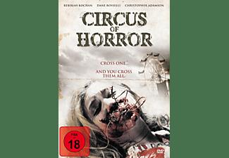 Circus Of Horror DVD