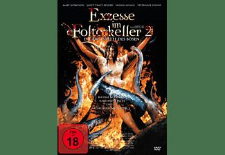 Exzesse im Folterkeller 2-Die Brutstätte des Bösen DVD