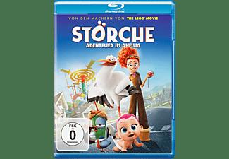 Störche – Abenteuer im Anflug  Blu-ray