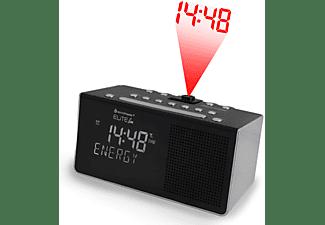 SOUNDMASTER UR 8200SI Radio-Wecker, Digital, DAB+, FM, Silber