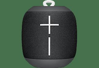 Altavoz inalámbrico - Ultimate Ears Wonderboom Phantom, Bluetooth, Autonomía de 10h, Resistente al agua, Negro