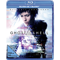 Ghost in the Shell [3D Blu-ray (+2D)]