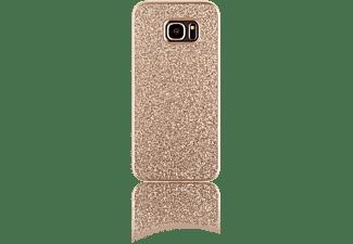 SPADA Glitter Hard, Backcover, Samsung, Galaxy S8+, Gold
