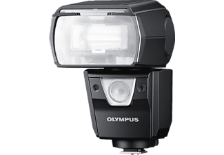Flash para cámaras - OM‑D, Olympus FL‑900R, Negro
