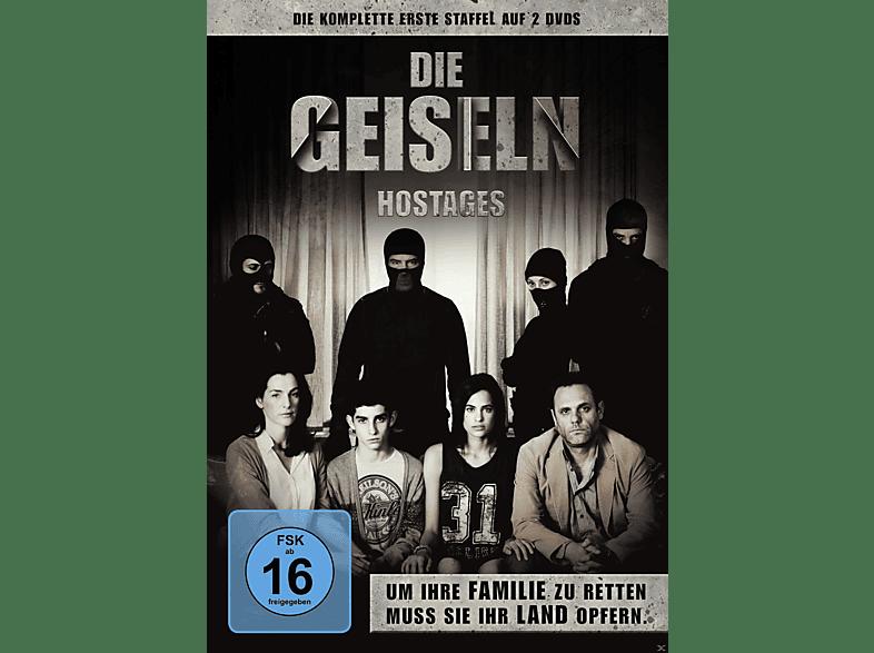 Die Geiseln - Staffel 1 [DVD]