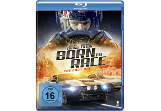 Born To Race - The Fast One Blu-ray