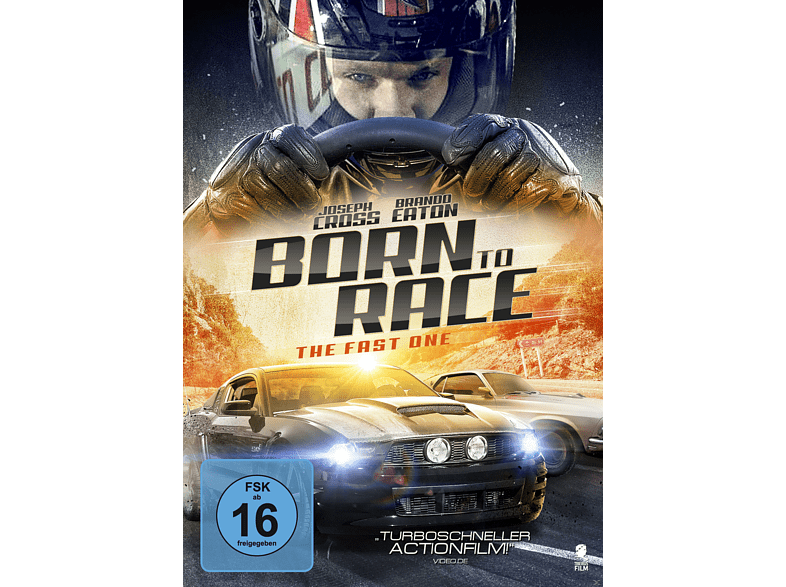 Born To Race - The Fast One [DVD]
