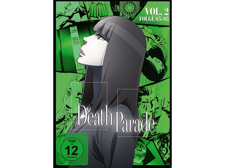 Death Parade Vol. 2 [DVD]
