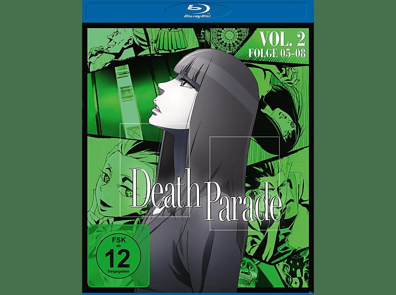 Death Parade Vol. 2 [Blu-ray]