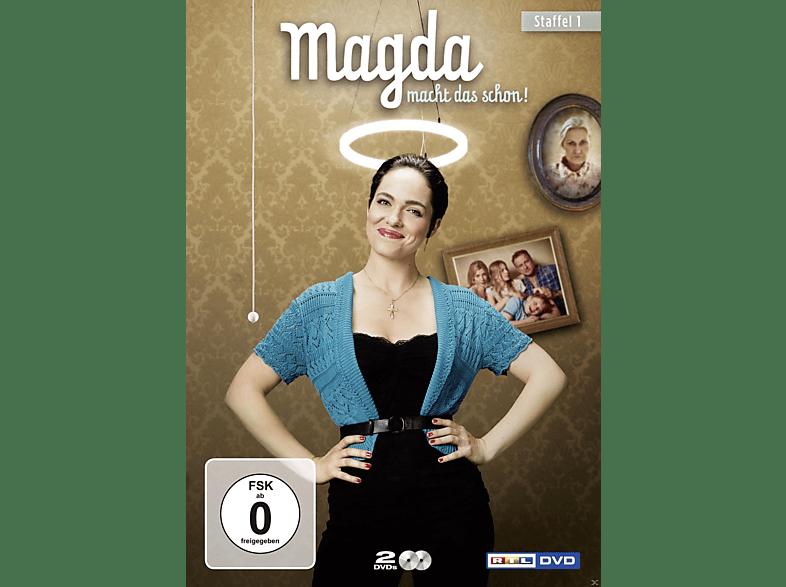 Magda macht das schon - Staffel 1 [DVD]
