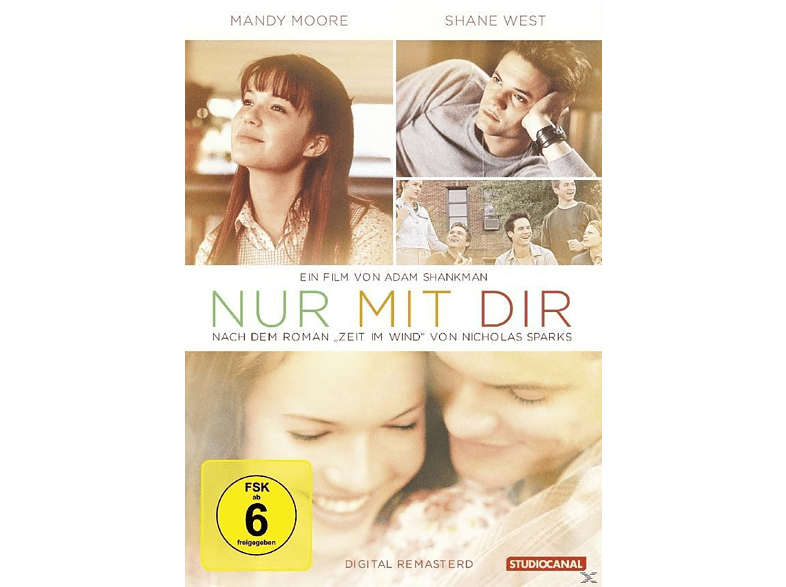 Nur mit Dir (Digital Remastered) [DVD]