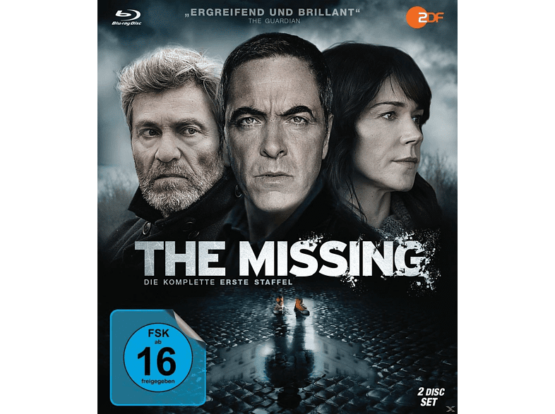The Missing - Staffel 1 [Blu-ray]