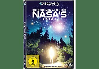 Die geheimen Akten der NASA - Staffel 3 (Discovery - 2 Discs) DVD