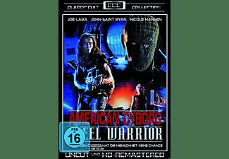 American Cyborg DVD