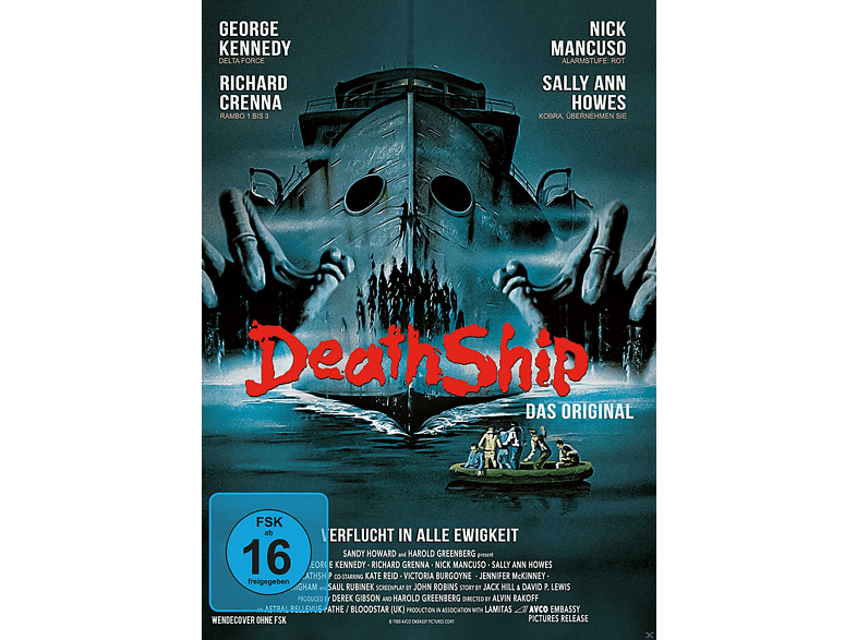 Death Ship - Verflucht in alle Ewigkeit [DVD]