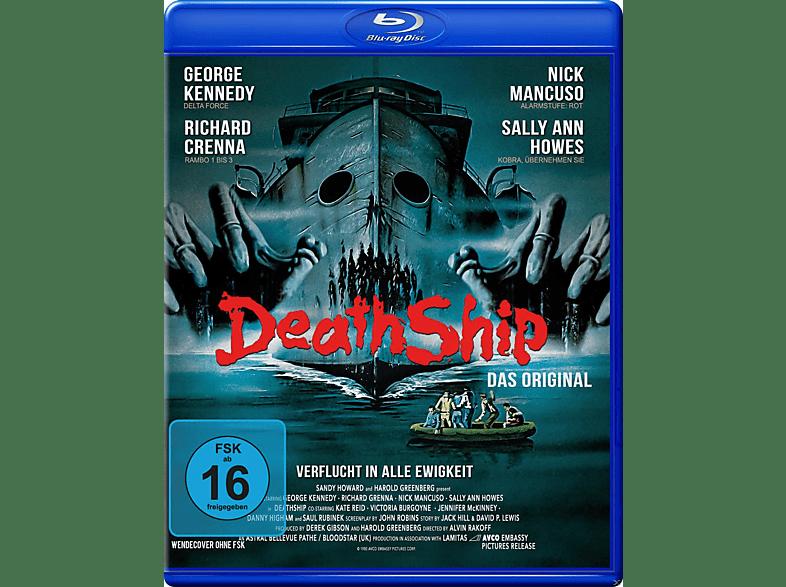 Death Ship - Verflucht in alle Ewigkeit [Blu-ray]