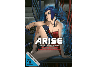 Ghost in the Shell-ARISE: Borders 3 & 4 DVD