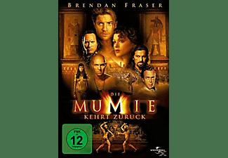 Die Mumie kehrt zurück  DVD