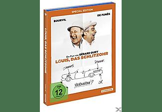 Louis, das Schlitzohr Blu-ray