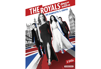 The Royals - Staffel 3 DVD