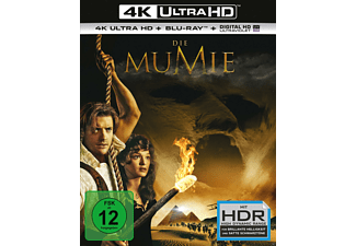 Die Mumie 4K Ultra HD Blu-ray + Blu-ray