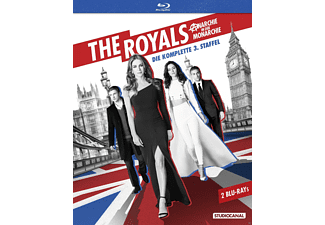 The Royals - Staffel 3 Blu-ray