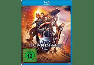 Guardians Blu-ray