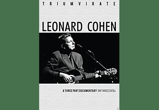 Leonard Cohen Triumvirate DVD