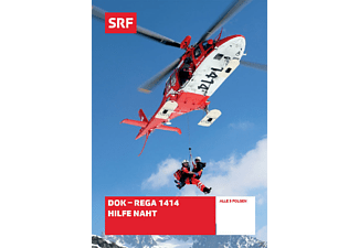 Rega 1414 - Hilfe naht DVD