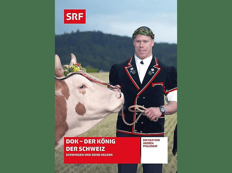 Der König der Schweiz - Vom Schwingen und seinen Helden [DVD]