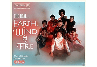 Earth, Wind & Fire - The Real...Earth,Wind & Fire  - (CD)