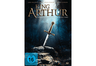 King Arthur and the Knights of the Roundtable DVD