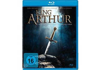 King Arthur and the Knights of the Roundtable Blu-ray
