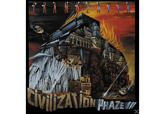 Frank Zappa - Civilization Phase III (2CD)  - (CD)