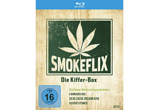 Smokeflix - Die Kiffer-Box Blu-ray
