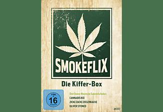 Smokeflix - Die Kiffer-Box DVD