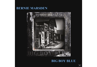 Bernie Marsden - Big Boy Blues Session  - (CD)