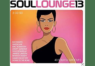 VARIOUS - Soul Lounge 13  - (CD)