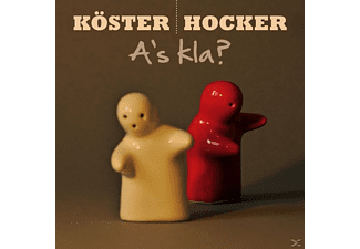 Köster & Hocker - A's Kla? - (CD)
